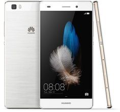 Huawei P8 Lite Dual Sim - 16GB, 4G LTE, Wifi, Gold price, review and buy in Egypt, Amman, Zarqa | Souq.com