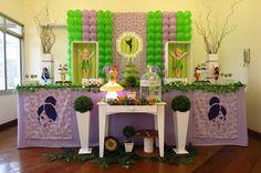 Farolita Decoração de Festas Infantis: SININHO (TINKERBELL) - PROVENÇAL