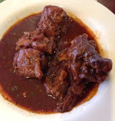 Rabo (Oxtails) by Hispanic Kitchen