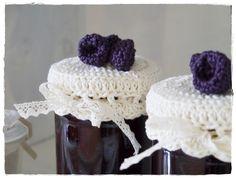 jar covers, cute