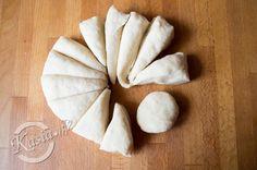 jak zrobić placki tortilla Pitta, Garlic, Dishes, Vegetables, Recipes, Pierogi, Food, Yum Yum, Thermomix