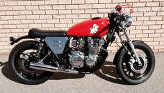 1983 Yamaha XJ750