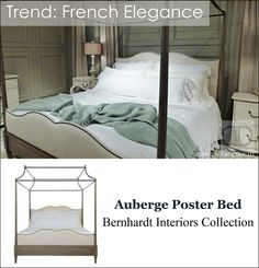 TREND #2: ROMANTIC & ELEGANT STYLE INSPIRED BY FRENCH ANTIQUES