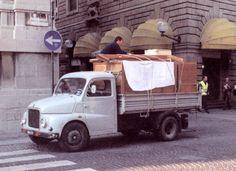 Fiat 615 grigio Padova Italy 2002 (Patrick_Glesca) Tags: italy classic truck vintage italian lorry camion italiano storico lkw autocarro 615 autocamion camionstorico worldtruck camionstorici