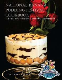 The National Banana Pudding Festival Cookbook is full of the delicious recipes that were used to compete the first five years for the National Banana Pudding Cook-Off. Included are recipes from the Pu More