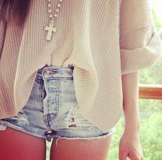 cute washed out jeans
