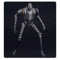 (affiliate link) Star Wars Rogue One K-2SO ArtFX+ Statue