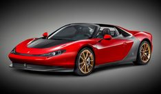 世界に6台のフェラーリ「セルジオ」
