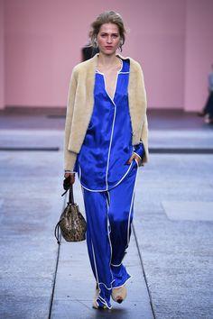 We Woke Up Like This: Pajama Dressing Takes Over at Copenhagen Fashion Photos…