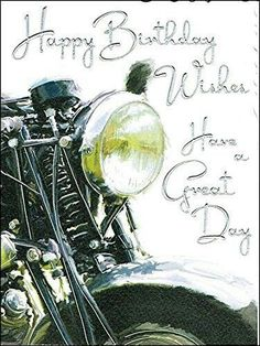 Beatles Birthday Card Luxury Jonny Javelin Open Male Birthday Card Black Motorbike 7 X 5 5 Happy Birthday Biker, Happy Birthday Nephew, Motorcycle Birthday, Man Birthday, Birthday Quotes, Birthday Ideas, Happy Birthday Wishes Cards, Birthday Blessings, Happy Birthday Pictures