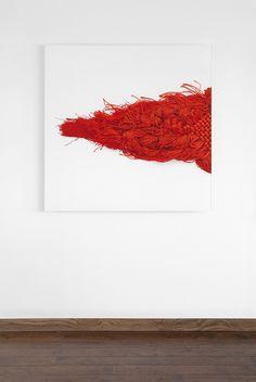 Yuni Kim Lang - BIG RED KNOTS
