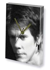 KEVIN BACON - Large A3 Original Art Canvas Clock #02