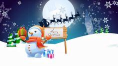 Muñecos de Nieve _██_(´• ̮•)*