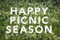 Happy Picnic Season