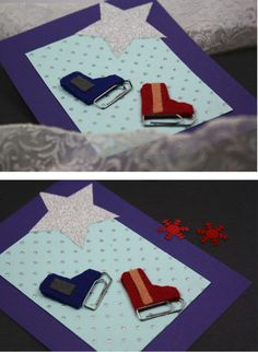 die 25 besten bilder von weihnachtskarten xmas cards. Black Bedroom Furniture Sets. Home Design Ideas