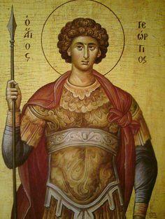 Russian Icons, Byzantine Icons, Religious Icons, Saint George, Orthodox Icons, Kirchen, Dear Friend, Saints, Religion