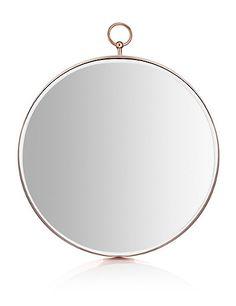 Copper Wall Mirror | M&S