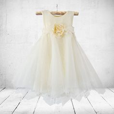 A dress made with veiling tulle & sparkly sequence material with lace detail on the waistline. The inner body of the dress is made from a soft,… Baby Baptism, Girl Christening, Little Miss Dress, Baby Boutique, Special Occasion Dresses, Lace Detail, Dress Making, Designer Dresses, Cinderella