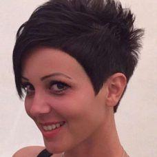 Die 170 Besten Bilder Von Kurzes Haar In 2019 Pixie Cuts Haircuts