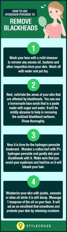 Are you tired of those blackheads on your face? Removing them can be a challenge. But don't worry, as there is one simple and effective way of getting rid of those blackheads.