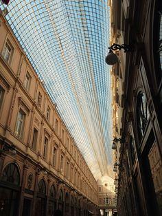 Les Galeries Saint Hubert Bruxelles, Belgique