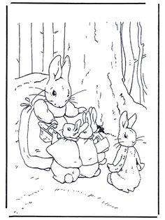 moeder konijn