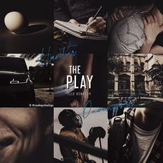 The Play by . I read The Play the day it released because I was just so excited for Hunter's book. Its so weird because… The Deal Elle Kennedy, Good Books, Books To Read, Book Boyfriends, Romance Books, Book Nerd, Book Quotes, Weird, Collage Ideas