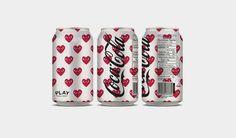 Comme des Garçons PLAY Coca-Cola