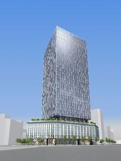 伊勢丹のセレクトストア核にした三菱地所の「大名古屋ビル」