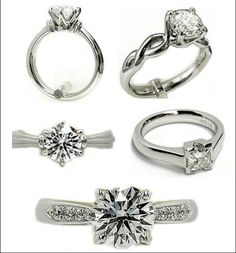 Dear Future Husband I would appreciate the infinity ring in platinum and a soft pink diamond in the centre.  Thanks