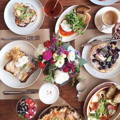 Brunchspiration with this amazing shot by @_tamarapeterson