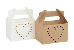 Party Products   Cut Out Candle Box - Heart Design I Matchless Candles