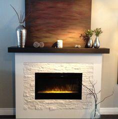 Dimplex Wickson 34-inch Linear Electric Fireplace - BLF34