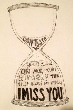 """""""I Miss You"""" - blink-182"""