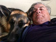Ziggy and Brian Muldoon
