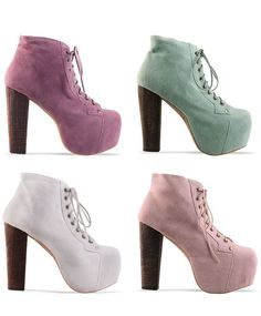 Jeffrey Campbell spring colors
