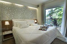 Quarto casal empreendimento Art de Vivre #SP / Art de Vivre Master Bedroom