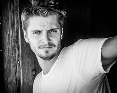 Luke Grimes, Actor: American Sniper. Luke Grimes was born on January 21, 1984 in Dayton, Ohio, USA as Luke Timothy Grimes. He is an actor, known for American Sniper (2014), The Magnificent Seven (2016) and Freeheld (2015).