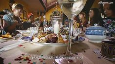 """+1 Editor's Pick: """"The Little Present"""" by Mark Burnett (Whitehouse Post) Family values...Friends and family surround the table to celebrate the holiday season."""