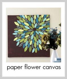 DIY Wall Decor/Decoration/Decorating Ideas | Vanilla Joy