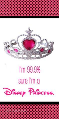 Disney princess princess disney girl quotes pinterest pinterest quotes 99.9% funny quote tiara girly
