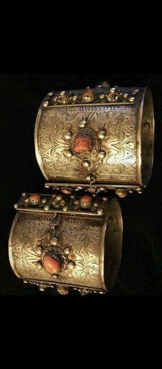 Berber cuffs Morocco