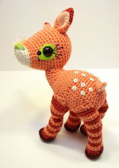 fawn_2 by ElisabethD, via Flickr