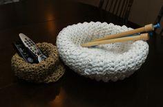 Baskets  #Hoooked #Zpagetti