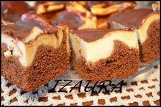 Tradycyjnie z nutką nowoczesności.: Izaura czyli murzynek z serem Tiramisu, Polish Recipes, Polish Food, Pavlova, Cheesecake, Food Porn, Food And Drink, Pudding, Sweets