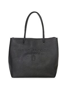221f5dacd9 Marc Jacobs - Logo Shopper East-West Tote