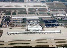 Shanghai Pudong International Airport - Terminal 1 (1999) & Terminal 2 (2008)