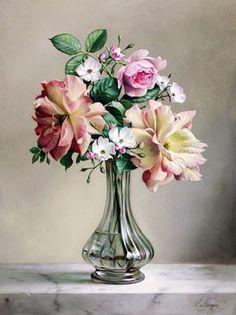 Por Amor al Arte: La increíble belleza y el realismo del arte de Pieter Wagemans.