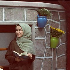 Casual Hijab Outfit, Hijab Chic, Muslim Girls, Muslim Women, Street Hijab Fashion, Abaya Fashion, Denim Fashion, Fashion Outfits, Simple Hijab