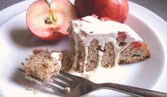 Irish apple upsidedown cake